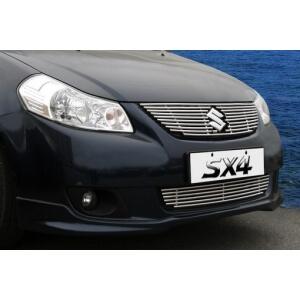 Декоративный элемент воздухозаборника Suzuki SX4 2006 – 2014 седан