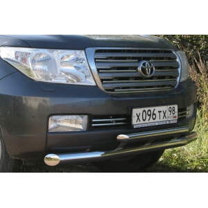 "Декоративные элементы решётки радиатора d 16 (компл 6шт) ""Toyota Land Cruiser 200"" 2007-, TC20.91.2910"