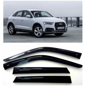 Дефлекторы Audi Q3 5d 2011