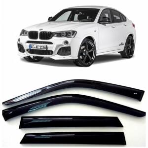 Дефлекторы BMW X4 (F26) 2014