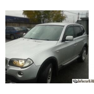 Дефлекторы BMW X3 (E83) 2003-2010