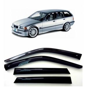 Дефлекторы BMW 3 Touring (E36) 1995-1999