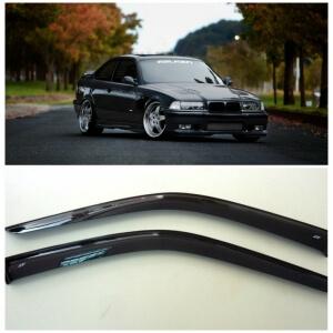 Дефлекторы BMW 3 Coup 2d (E36) 1991-1999