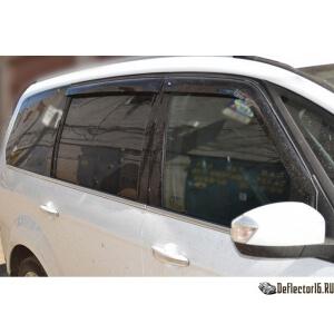 Дефлекторы Ford Galaxy II 2006