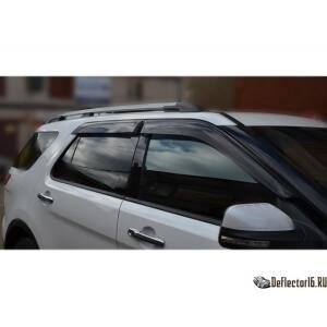 Дефлекторы Ford Explorer V 2010