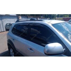 Дефлекторы Hyundai Tucson 2004-2010