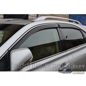 Дефлекторы Lexus RХ III 2010