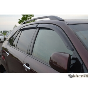 Дефлекторы Lexus RХ II 2003-2009