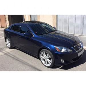 Дефлекторы Lexus IS II (XE20) Sd 2005-2010