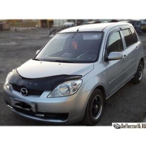 Дефлекторы Mazda 2 2003-2007