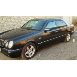 Дефлекторы Mercedes Benz E-klasse Sd (W210) 1995-2002
