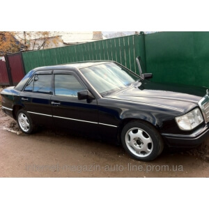 Дефлекторы Mercedes Benz E-klasse Sd (W124) 1984-1995