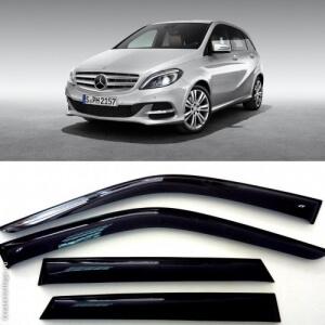 Дефлекторы Mercedes Benz B-klasse (W246) 2011