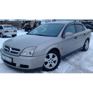 Дефлекторы Opel Vectra C Sd 2002