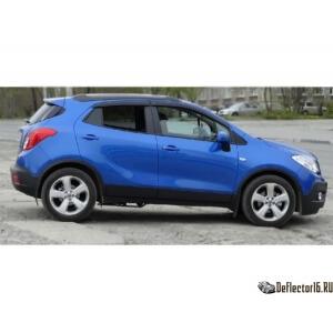 Дефлекторы Opel Mokka 2012