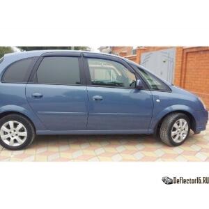 Дефлекторы Opel Meriva A 2002-2011