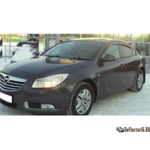 Дефлекторы Opel Insignia Sd 2008