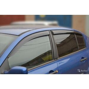 Дефлекторы Peugeot 301 Sd 2012