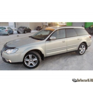 Дефлекторы Subaru Outback III/Legacy Wagon 2004-2009