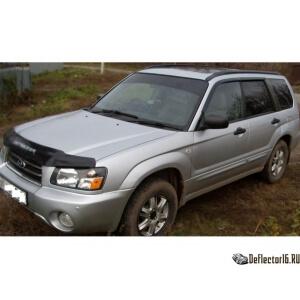 Дефлекторы Subaru Forester II 2002-2008