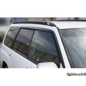 Дефлекторы Subaru Forester I 1997-2002