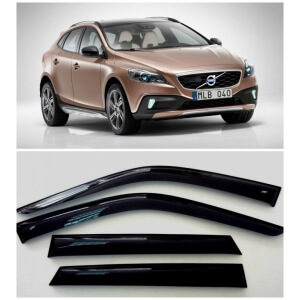 Дефлекторы Volvo V40 Cross Country (D2-D4;T3-T5) 2012