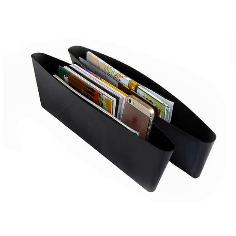 Автомобильный карман-органайзер между сиденьями, фото 5