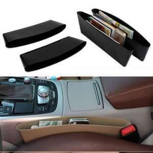 Автомобильный карман-органайзер между сиденьями