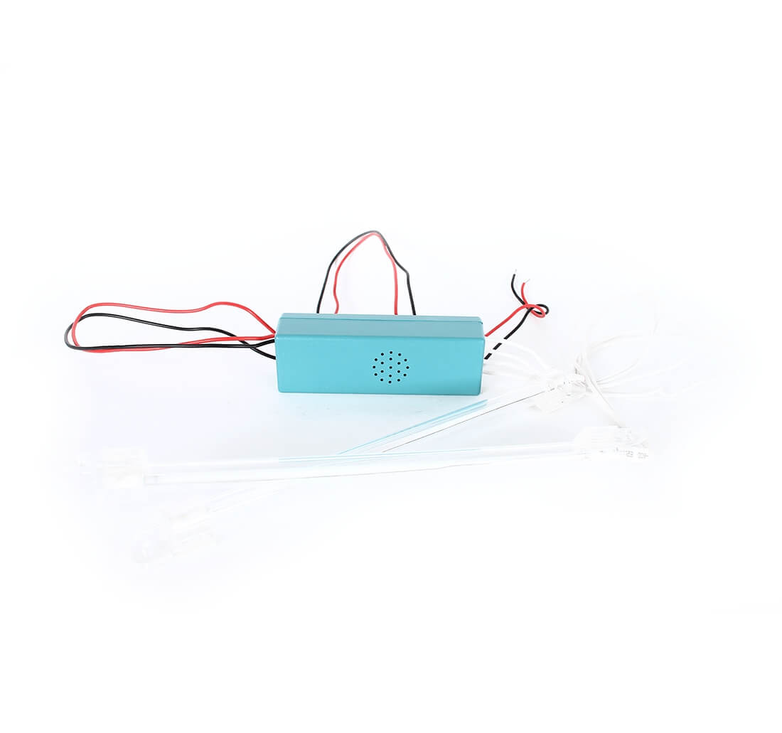 Подсветка CCFL (синяя) для салона, багажника, 2х15см., фото 2