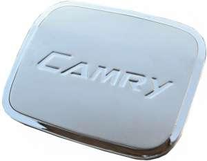 Накладка на крышку бензобака Toyota Camry 2009-2011