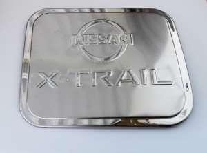 Накладка на крышку бензобака Nissan X-Trail T32