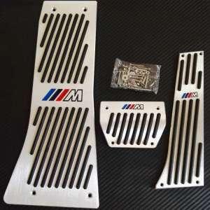 Накладки на педали BMW X6 2007 – 2014