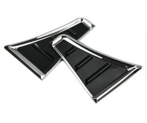 Наклейки на крыло (2 тип) Subaru Outback (2015)