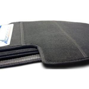 коврики серые AUDI Q5 АКПП 2008, внед., 4 шт.