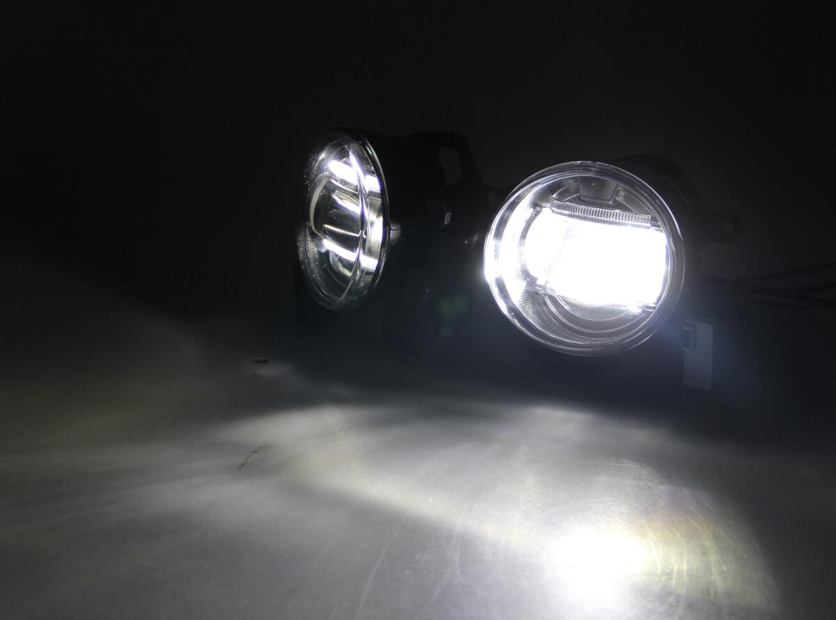 Противотуманные Toyota Highlander (2007-2010), фото 2