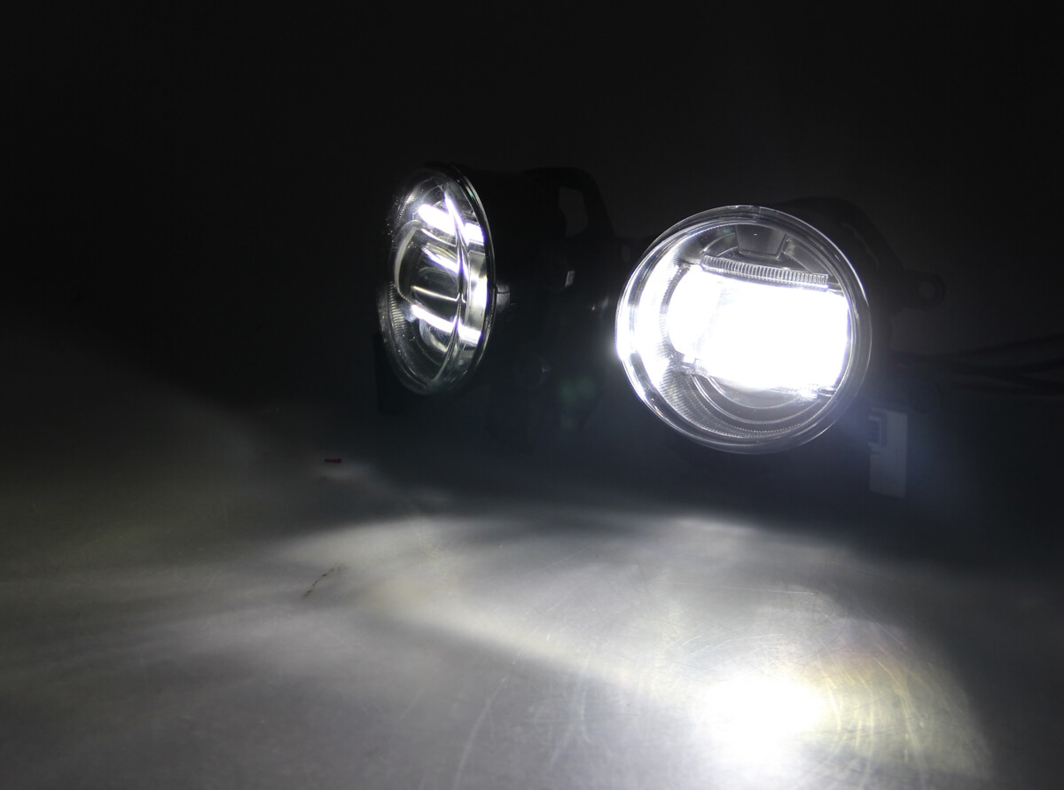 Противотуманные Toyota Mark X (2009-2012), фото 2