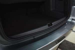 Накладка на порожек багажника Nissan Terrano 3