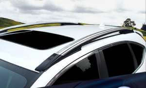 Рейлинги на крышу Honda CR-V (2012-2016) 2 тип