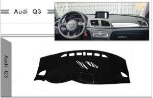 Защитное покрытие панели для Audi Q3/RSQ3