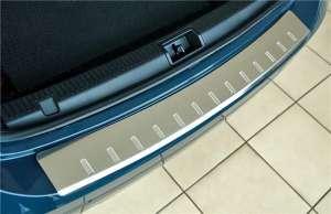 Накладка бампера Chevrolet Cruze Hatchback J300 (без надписи)