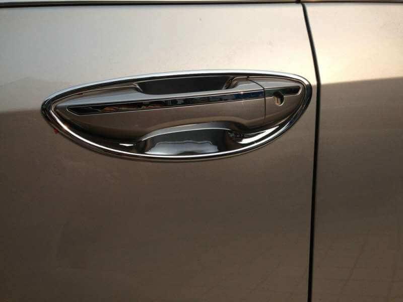 Дверные чаши Toyota Сorolla (2012-2016) (Luxury тип), фото 2