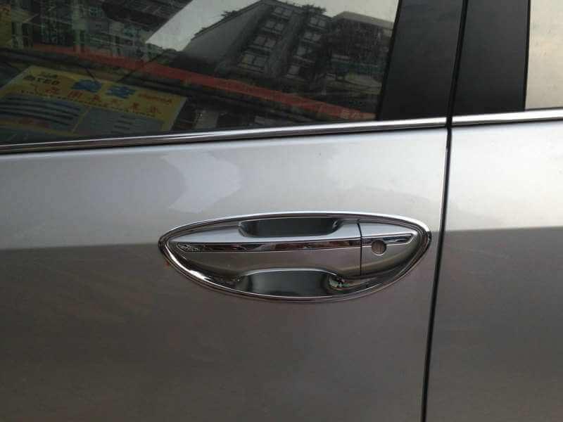 Дверные чаши Toyota Сorolla (2012-2016) (Luxury тип), фото 3