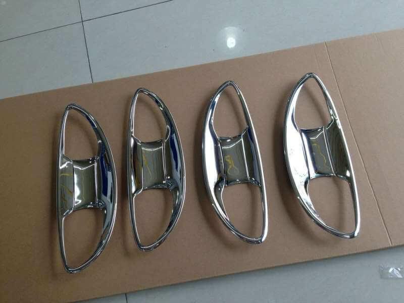 Дверные чаши Toyota Сorolla (2012-2016) (Luxury тип), фото 5