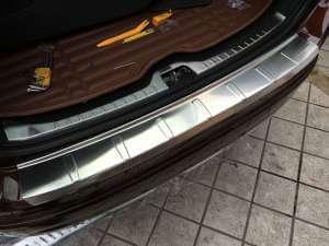 Накладка на бампер (внутренняя) Volvo XC60