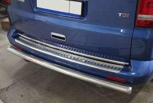 Накладка бампера Volkswagen Transporter T6