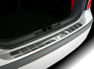 Накладка бампера Volkswagen Polo (без надписи)