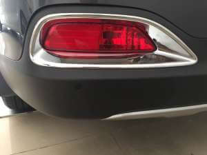 Накладки на задние ПТФ Kia Sorento III