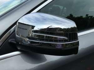 Накладки на зеркала заднего вида Mercedes-Benz GLE Coupe