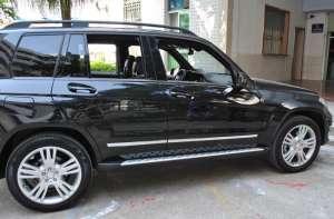 Молдинги на двери Mercedes-Benz GLE Coupe