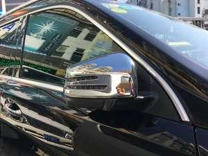 Накладки на зеркала заднего вида Mercedes-Benz GL (2012-2015)